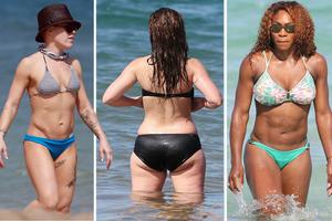 Τα λιγότερο ελκυστικά σώματα των celebrities