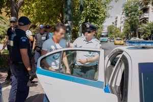 Δεκαπέντε συλλήψεις σε επιχείρηση του Ξενίου Διός