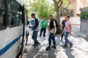 Στις 83 οι συλλήψεις και 474 οι προσαγωγές του Ξενίου Διός