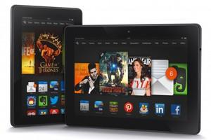 Νέα μοντέλα tablet από την Amazon