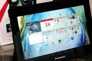 Τα tablet της Lenovo στην ελληνική αγορά