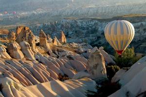 Καππαδοκία, το σεληνιακό τοπίο της Τουρκίας