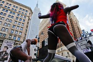 «Twerking» για ρεκόρ