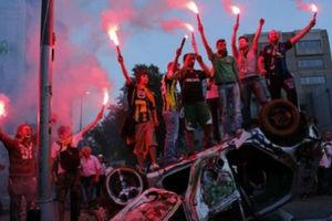 Συλλήψεις οπαδών της Φενέρ, της Γαλατά και της Μπεσίκτας στην Τουρκία