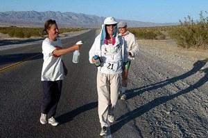 Η γιαγιά που ελπίζει να τρέξει «διπλό Σπάρταθλο»