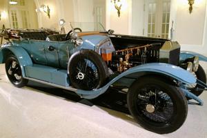 Η Rolls-Royce Silver Ghost του 1913