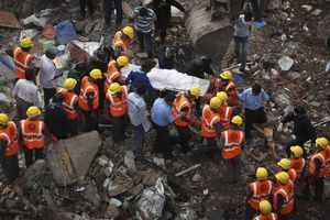 Τουλάχιστον 60 νεκροί κοντά σε ινδουιστικό ναό στην Ινδία