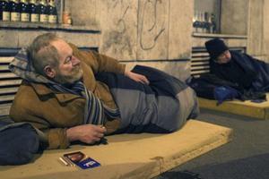 Διευρυμένο ωράριο στο υπνωτήριο αστέγων στη Θεσσαλονίκη
