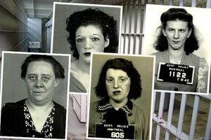 Τα πρόσωπα του αγοραίου έρωτα στο Μόντρεαλ του '40