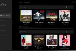 Η Samsung φέρνει τη μουσική υπηρεσία Spotify στη Smart TV