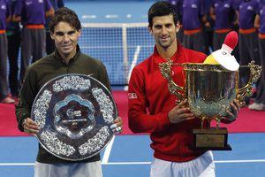 Οι «υπερασπιστές» των Grand Slam Τζόκοβιτς και Ναδάλ