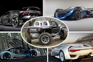 Τα 25 καλύτερα μηχανοκίνητα concepts της τελευταίας δεκαετίας