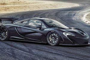 Ξεκίνησε η παραγωγή της McLaren P1