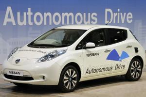 Διάκριση για την τεχνολογία αυτόνομης οδήγησης της Nissan