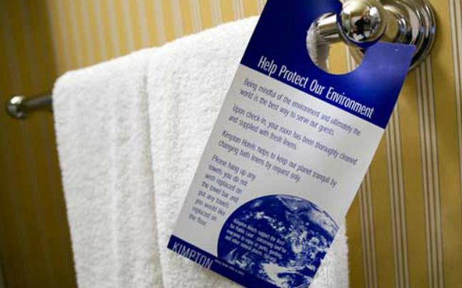 Πως θα βοηθήσετε τα ξενοδοχεία να εφαρμόσουν οικολογικές μεθόδους; Ιδού 5 τρόποι!