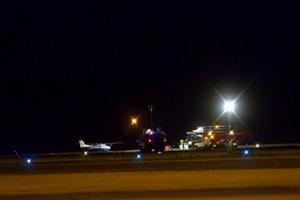 Επιβάτης προσγείωσε αεροσκάφος σε αεροδρόμιο της Αγγλίας