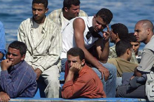 Συνελήφθησαν στο Γύθειο τέσσερις λαθροδιακινητές