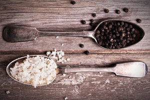 Το αλάτι και το πιπέρι της ζωής
