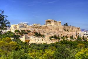 Στην 21η θέση των καλύτερων μνημείων η Ακρόπολη