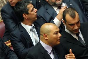 Αναβάλλεται η αυριανή απολογία βουλευτών της Χρυσής Αυγής