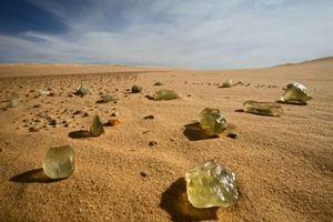 Μυστηριώδης πέτρα από την Αίγυπτο «έπεσε» από τον ουρανό