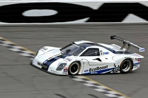 Το αγωνιστικό της Ford σπάει το ρεκόρ ταχύτητας της Daytona