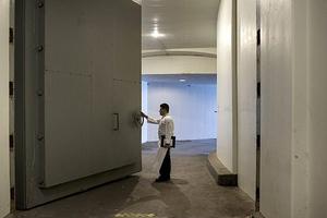 Το κρυφό κυβερνητικό καταφύγιο που βρίσκεται κάτω από ένα υπερπολυτελές ξενοδοχείο