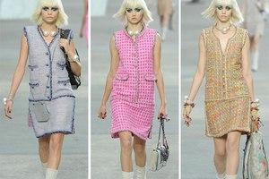Τη νέα της κολεξιόν pret-a-porter παρουσίασε η Chanel