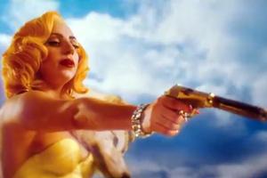 Νέο βίντεο κλιπ για τη Lady Gaga