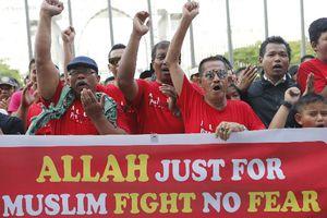 Απαγορεύουν σε μη Μουσουλμάνους τη χρήση της λέξης «Αλλάχ»