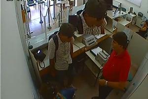 Ο Μαζιώτης ταυτοποιήθηκε ως δράστης ληστείας τράπεζας στα Μέθανα