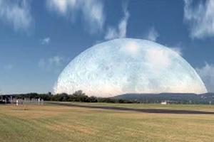 Πώς θα ήταν ο ουρανός αν η Σελήνη ήταν πιο κοντά στη Γη