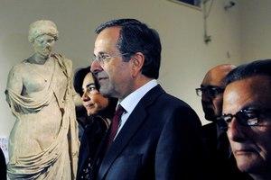 Σε υπηρεσιακή σύσκεψη στο Μουσείο της Ακρόπολης ο πρωθυπουργός