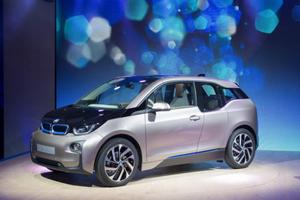 Σκέψεις για αύξηση παραγωγής του BMW i3