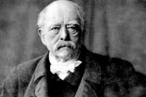 Ο «σιδηρούς καγκελάριος» Ότο φον Μπίσμαρκ