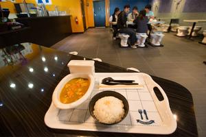 Αυτό είναι το πρώτο εστιατόριο-τουαλέτα της Αμερικής