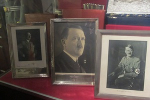 Ναζιστικά σύμβολα στη βίλα του Πάλλη στη Βούλα