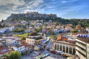 Οι πιο διάσημες περιοχές της Αθήνας