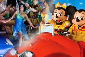 Απολαύστε το υπερθέαμα της Disney με έκπτωση 40%