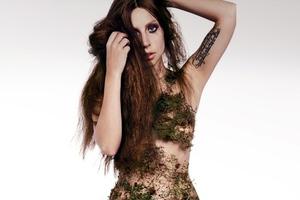 Νέα γυμνή φωτογραφία της Lady Gaga