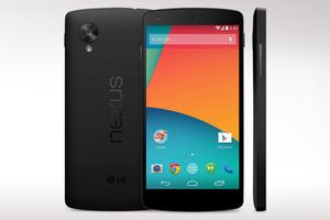 Το Nexus 5 εμφανίστηκε στο Google Play των ΗΠΑ