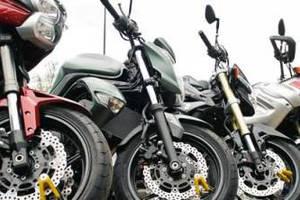 Πτώση πωλήσεων στην ευρωπαϊκή αγορά μοτοσυκλέτας