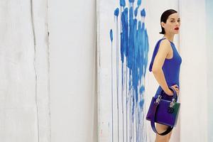 Η Marion Cotillard στην καμπάνια της Dior