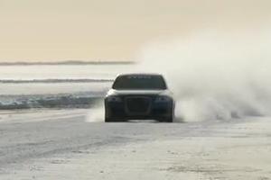 Τρελά γκάζια στον πάγο