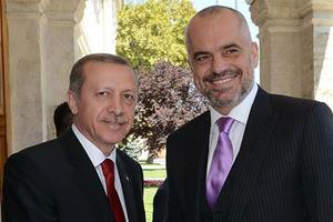 Ράμα και Ερντογάν συναντήθηκαν σήμερα στο Κόσοβο