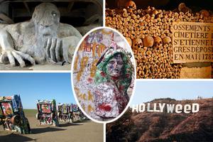 Τα πιο κακοποιημένα μνημεία του κόσμου