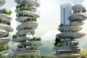 Οι φουτουριστικοί ουρανοξύστες της Κίνας