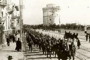«Να τιμηθεί η 70η επέτειος της απελευθέρωσης της Θεσσαλονίκης από τον ΕΛΑΣ»