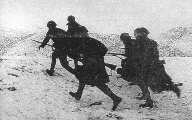 Ζερεφός: Οι ήρωες Έλληνες πολέμησαν το '40 υπό ακραίες μετεωρολογικές συνθήκες