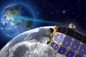 Σύνδεση 622Mbps με... τη Σελήνη
